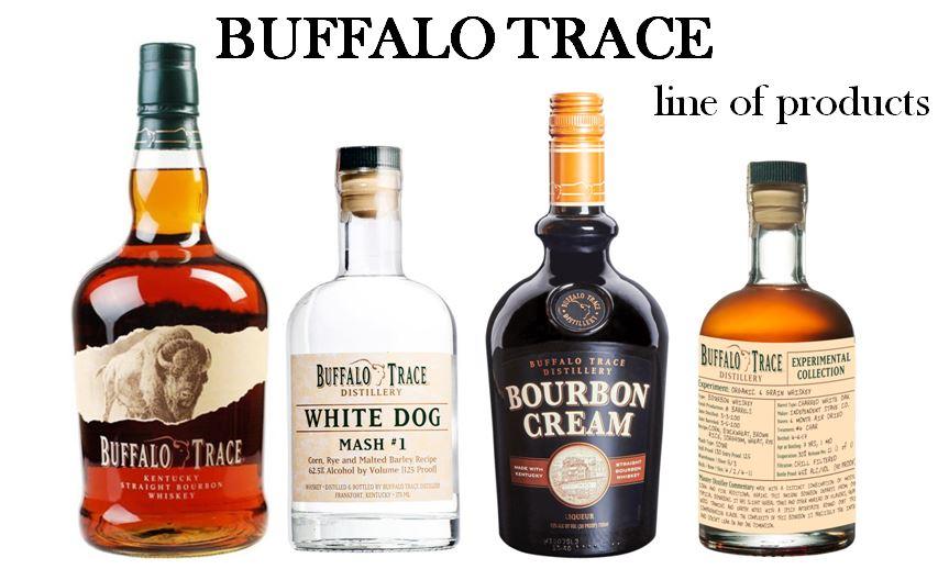 """Flagship brand"" Buffalo Trace"
