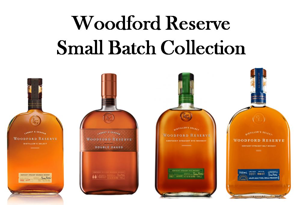 Woodford Reserve Small Batch Collection