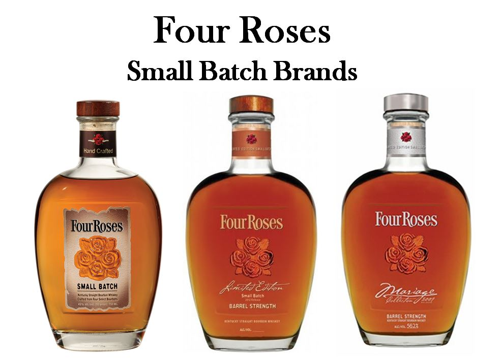 Four Roses Small Batch Collection