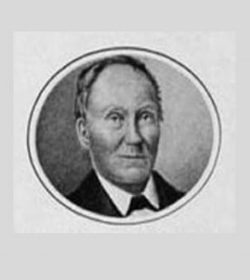 Sketch Photo of Henry McKenna, provided by Heaven Hill web site