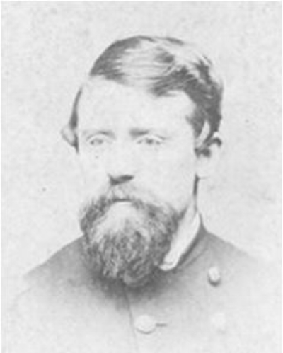 Sketch Photo of William Forester, provided by Brown-Forman web site