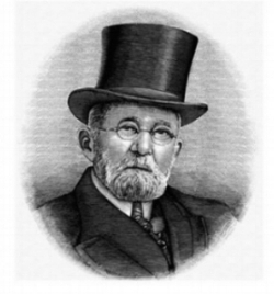 """""""Father of Modern Bourbon Industry."""""""