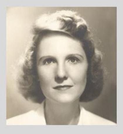 Photo of Margaret Samuels, provided by Maker's Mark web site