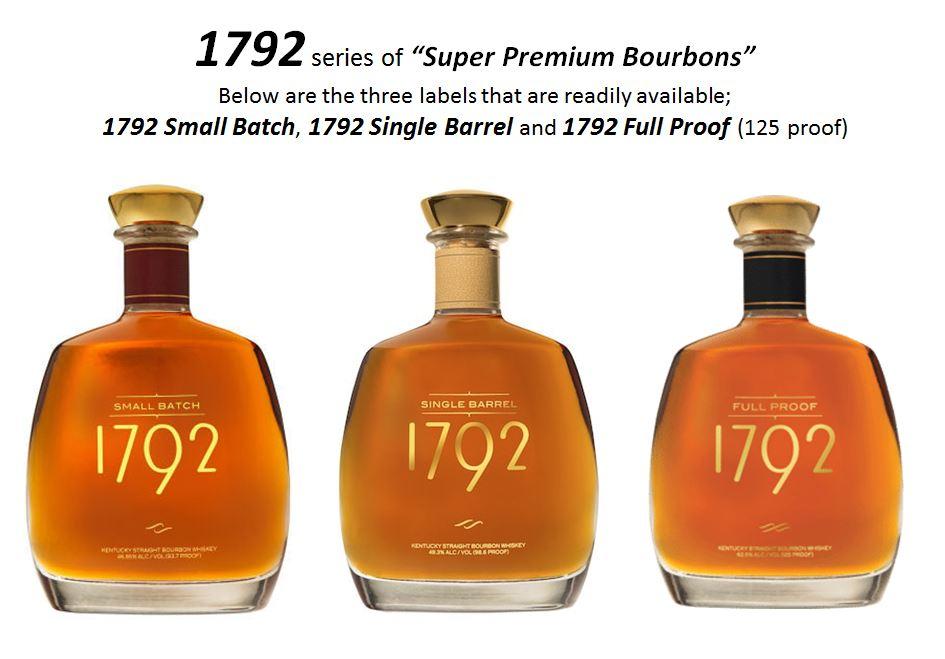 Barton 1792 Brands