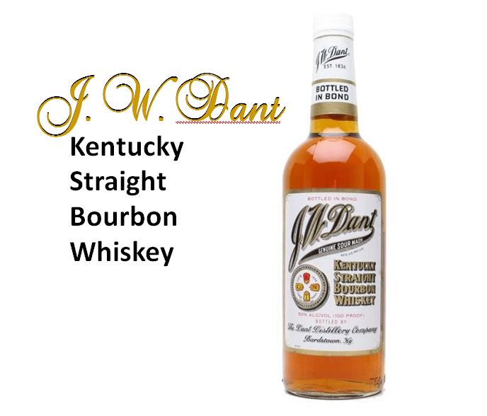 J. W. Dant   is one of the Bourbons developed by   Orville Schupp   when he was at   Schenley Distillers, Inc.   Pictured above is J. W. Dant named after   Joseph Washington Dant   who was a blacksmith and only 16 when he  opened his distillery in 1836.