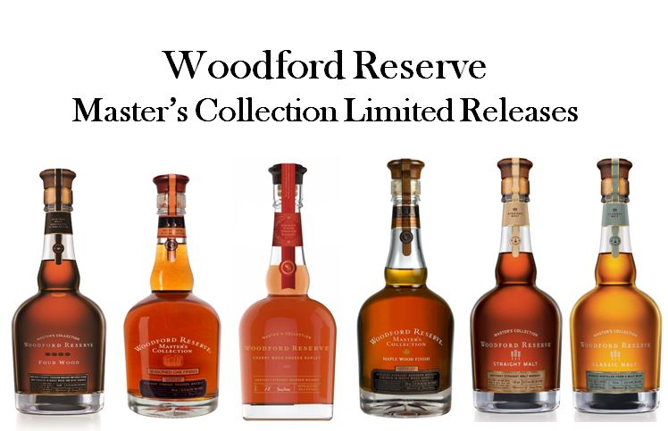 Chris Morris single hand-idly selects the recipes and finishes for all 17 of the   Woodford Reserve Master's Collection   limited releases.