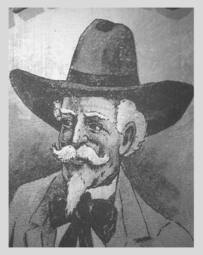 Sketch Photo of T. W. Samuels, provided by Maker's Mark web site