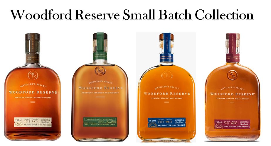 Chris Morris assisted Lincoln Henderson on the introduction of original 1.)   Woodford Reserve Kentucky Straight Bourbon Whiskey   (small batch) featuring Corn as the dominant grain which was introduced in 1997.  But he is personally responsible for the three whiskies that all feature a different dominant grain including 2.)   Woodford Reserve Kentucky Straight Rye Whiskey   featuring Rye, 3.)   Woodford Reserve Kentucky Straight Malt Whiskey   featuring Barley Malt and 4.)   Woodford Reserve Kentucky Straight Wheat Whiskey   featuring Wheat.