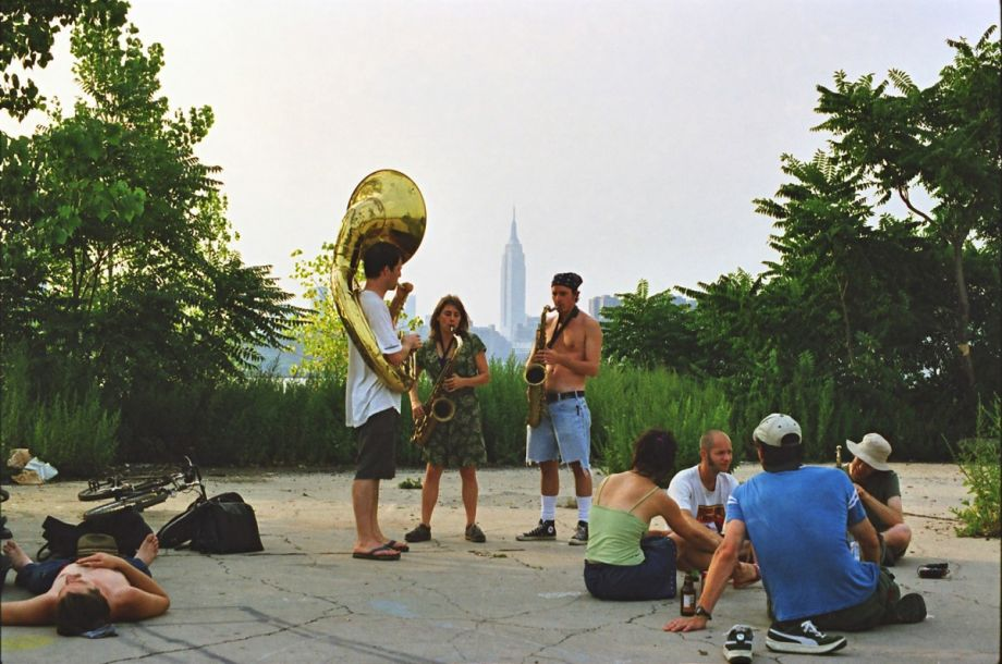 """""""What Urban Planners Can Learn From Skaters and Itinerant Marching Bands"""""""