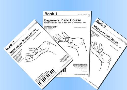 piano courses for Piano lessons brighton