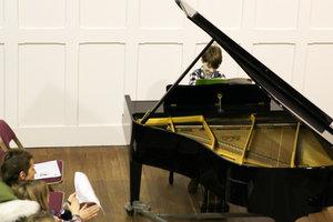 Piano tuition brighton