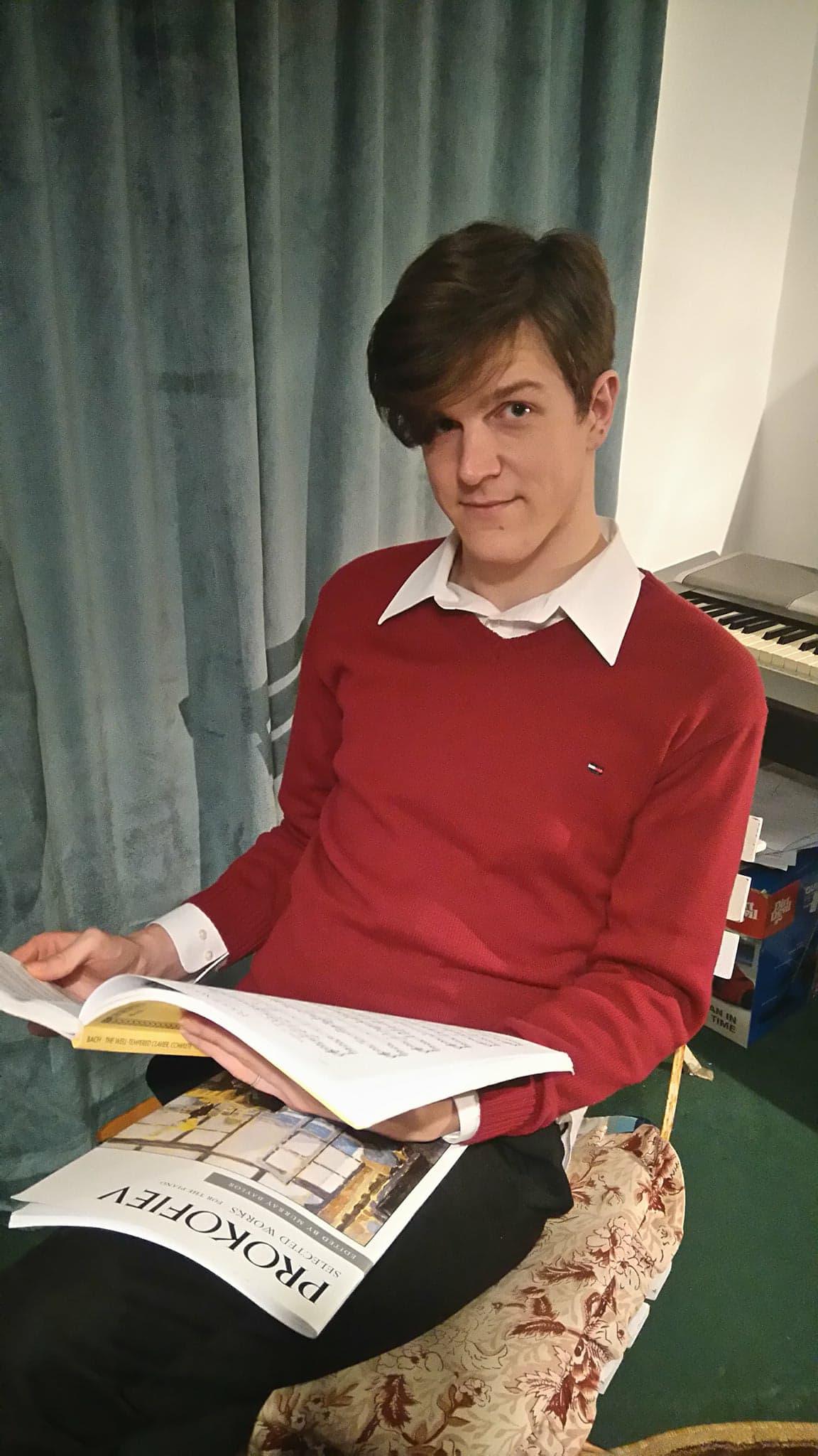 Mikah Laiberg - Piano teacher in Preston Park