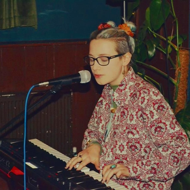 Piano teacher - Ebony - lives in Hove and teaches from her home. She is an active performer in her band The Case Of US. Whether you are looking for a someone to introduce you to synths or staccato, Ebony would be an excellent choice.