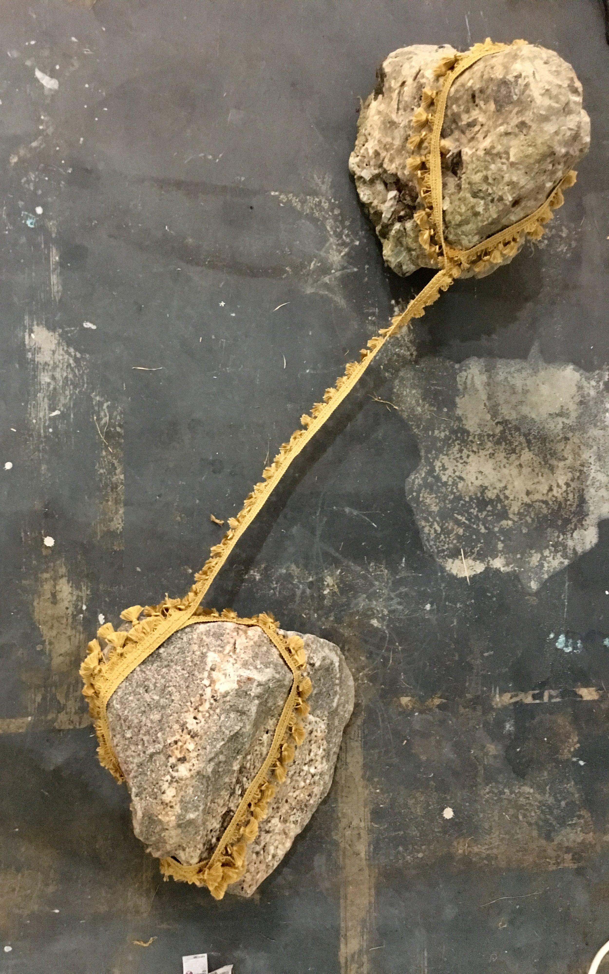 Wedded rocks