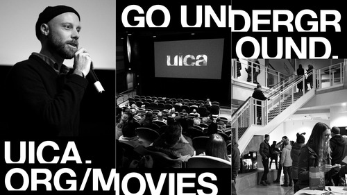 Go underground uica movie theater