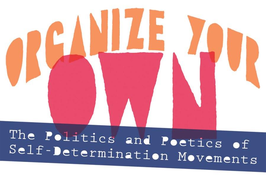 UICA Organize Your Own Exhibition logo