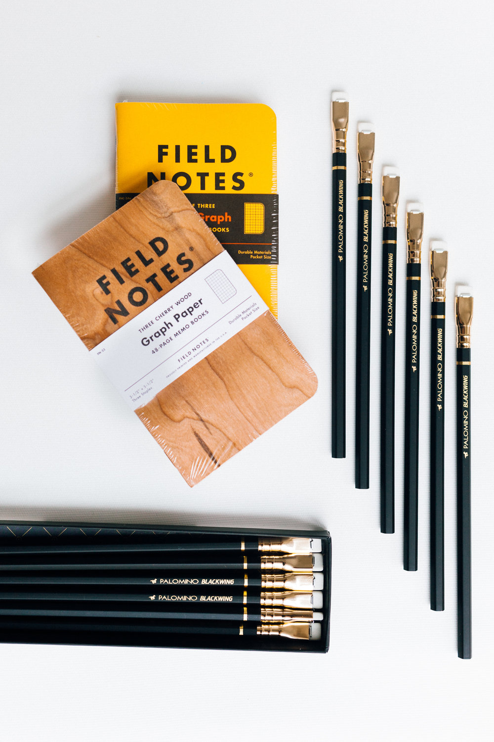 UICA Shop Field Notes