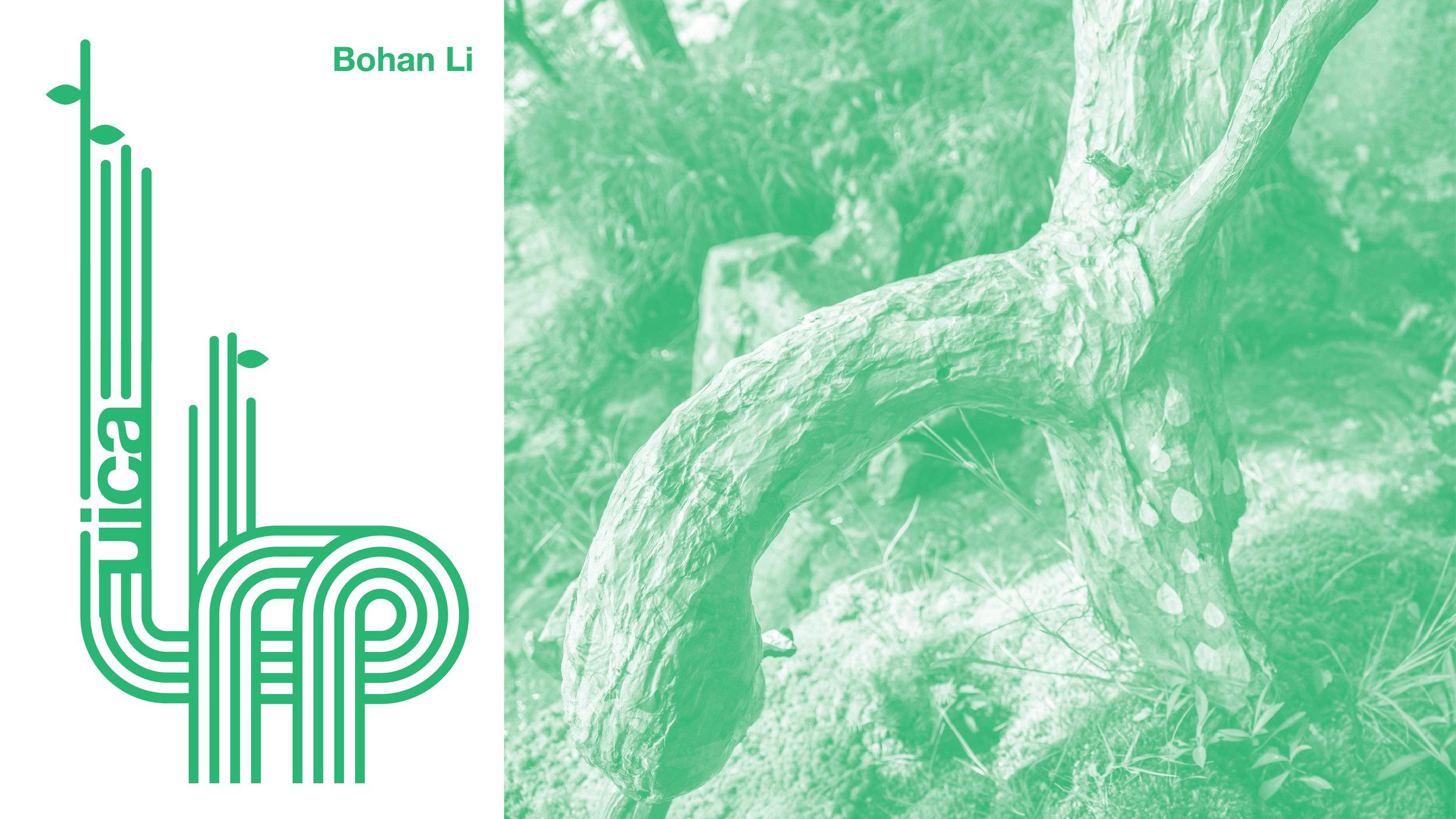 UICA Fresh Pick Bohan Li