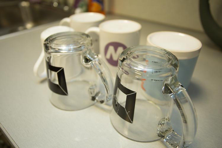 UICA Staff Reusable Mugs