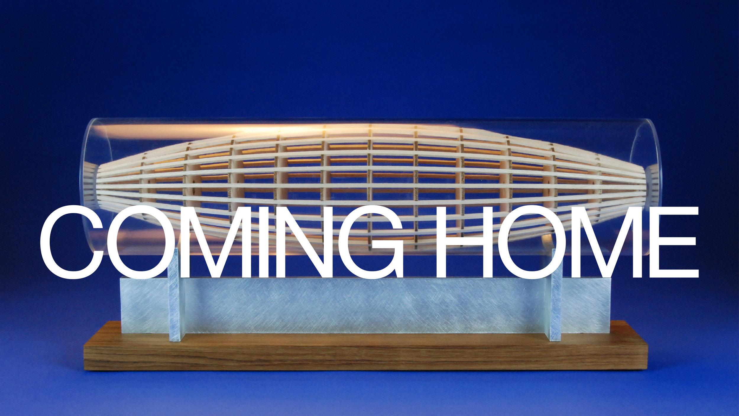 UICA Bob Marsh Coming Home graphic