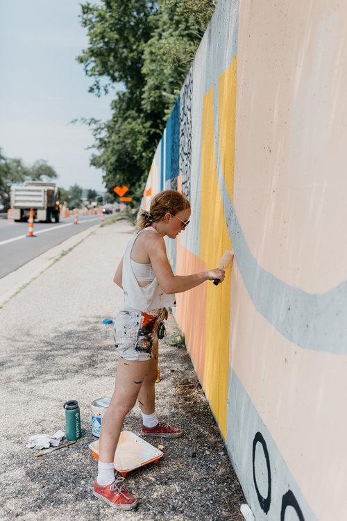 Ellen Rutt Division mural in progress.jpeg