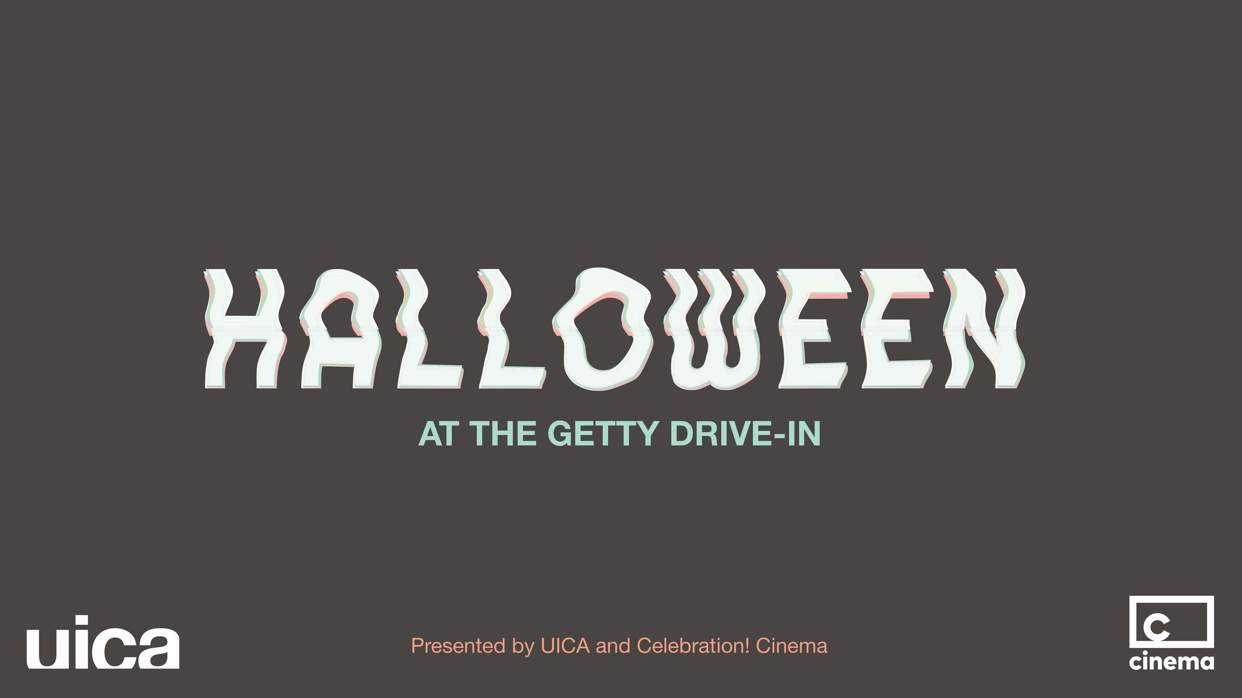 Halloween at the Getty