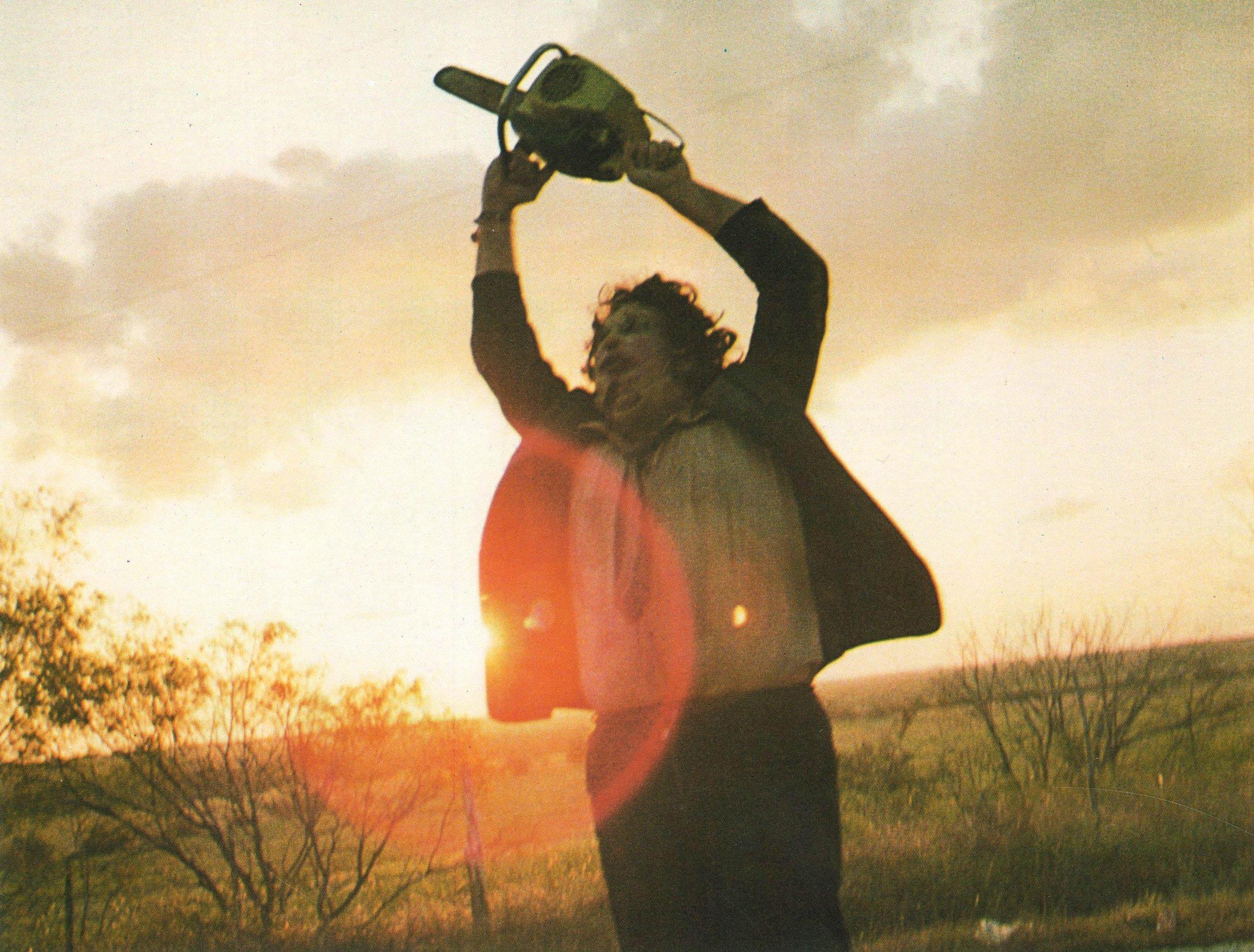 The Texas Chainsaw Massacre Still