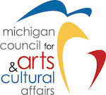 This activity is supported by the Michigan Council for Arts and Cultural Affairs