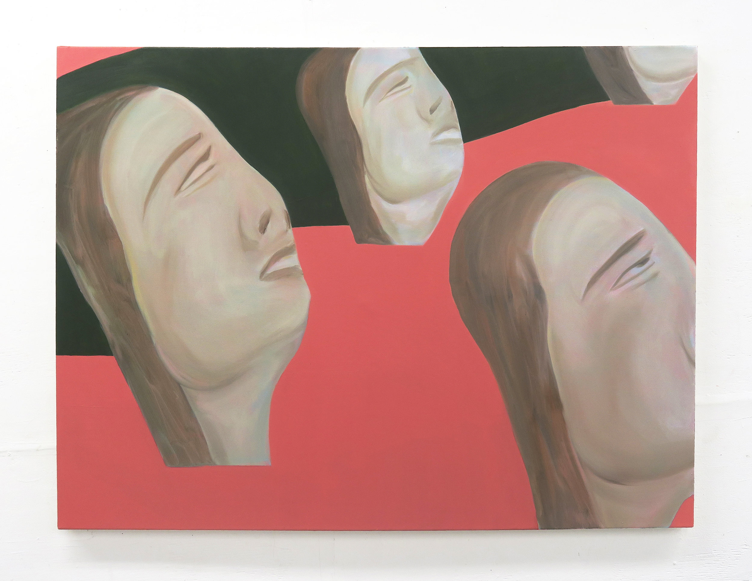Louise Vernet's Head Pillars
