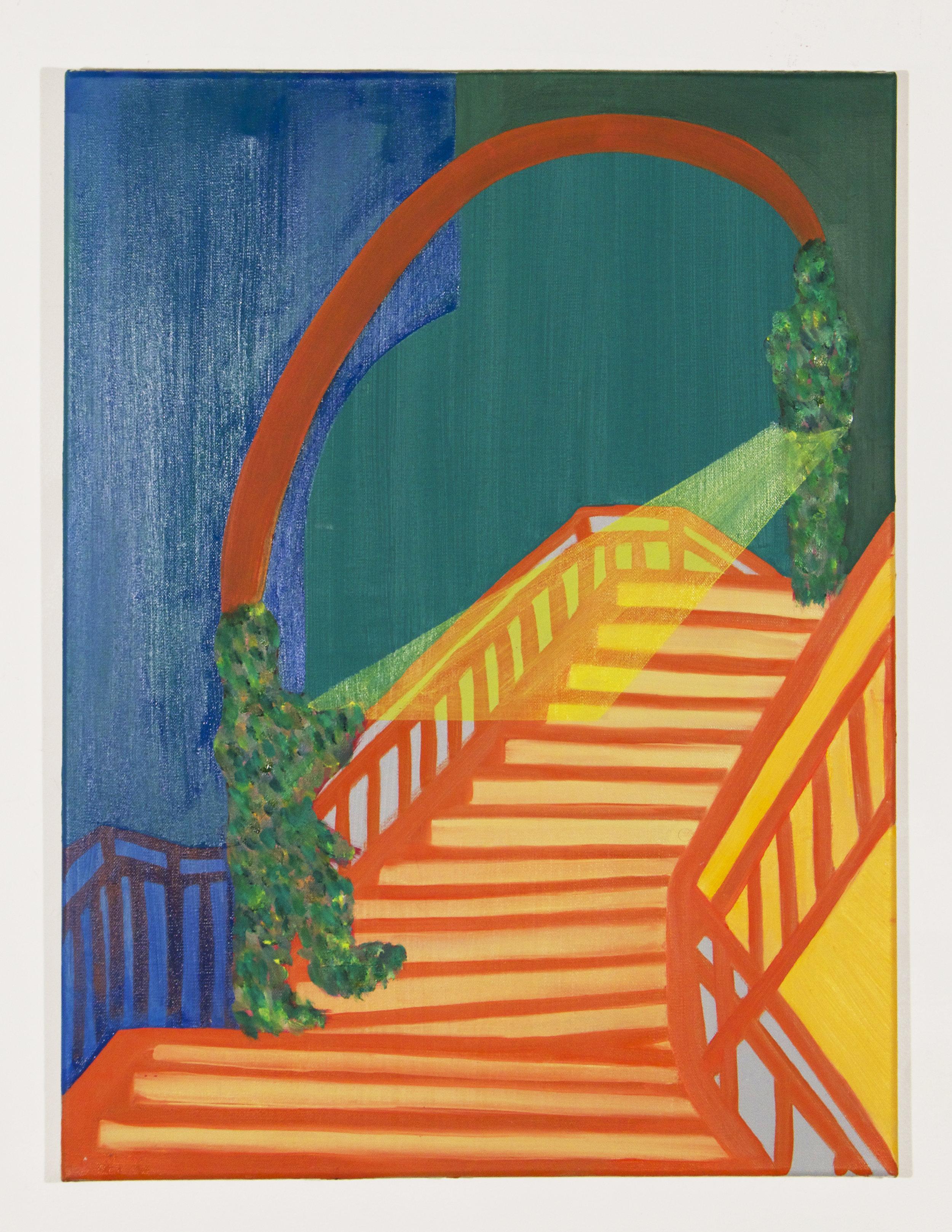 Staircase Telepathy