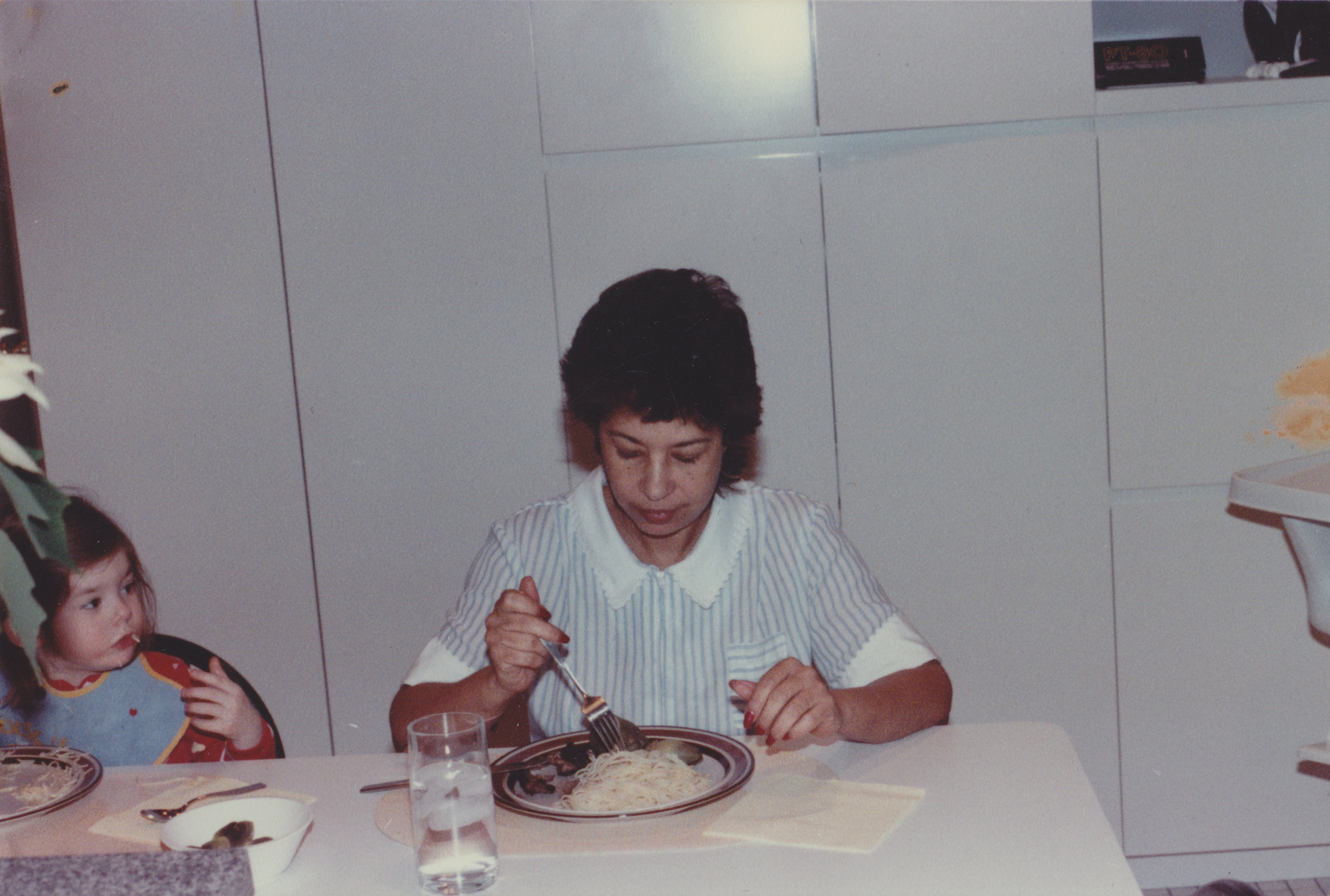 Marcia Chin and Kate Miller (1984)