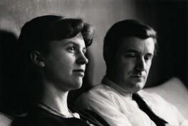 Hughes and Plath by Rollie McKenna Portrait 1959.jpg