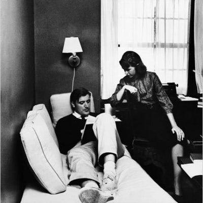 Plath and Hughes by Rollie McKenna.jpeg