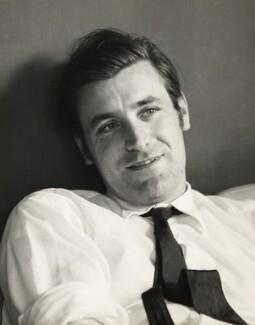 Ted Hughes by Rosalie Thorne McKenna1959.jpg