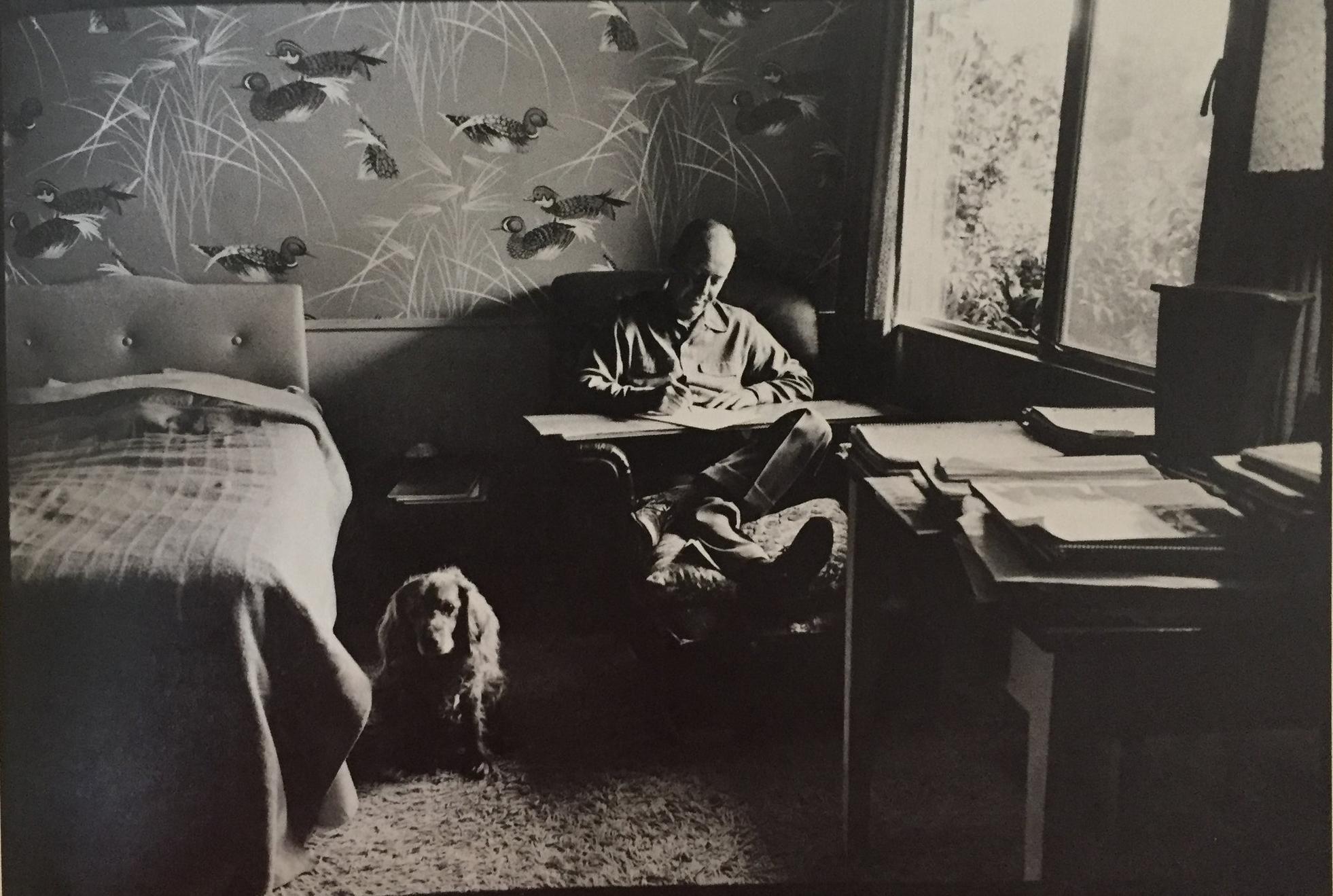 Ross MacDonald by Jill Krementz 1974.JPG