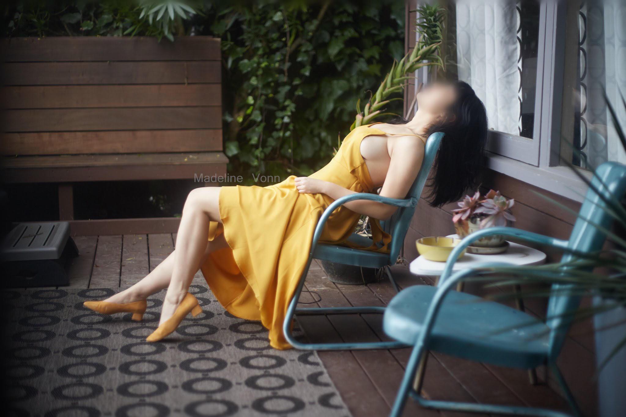 Madeline Vonn -