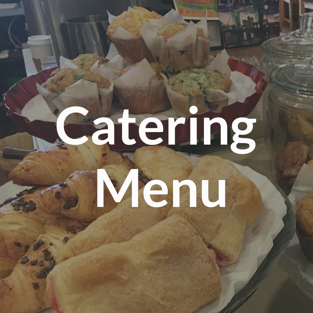 Catering and Bakery Menu