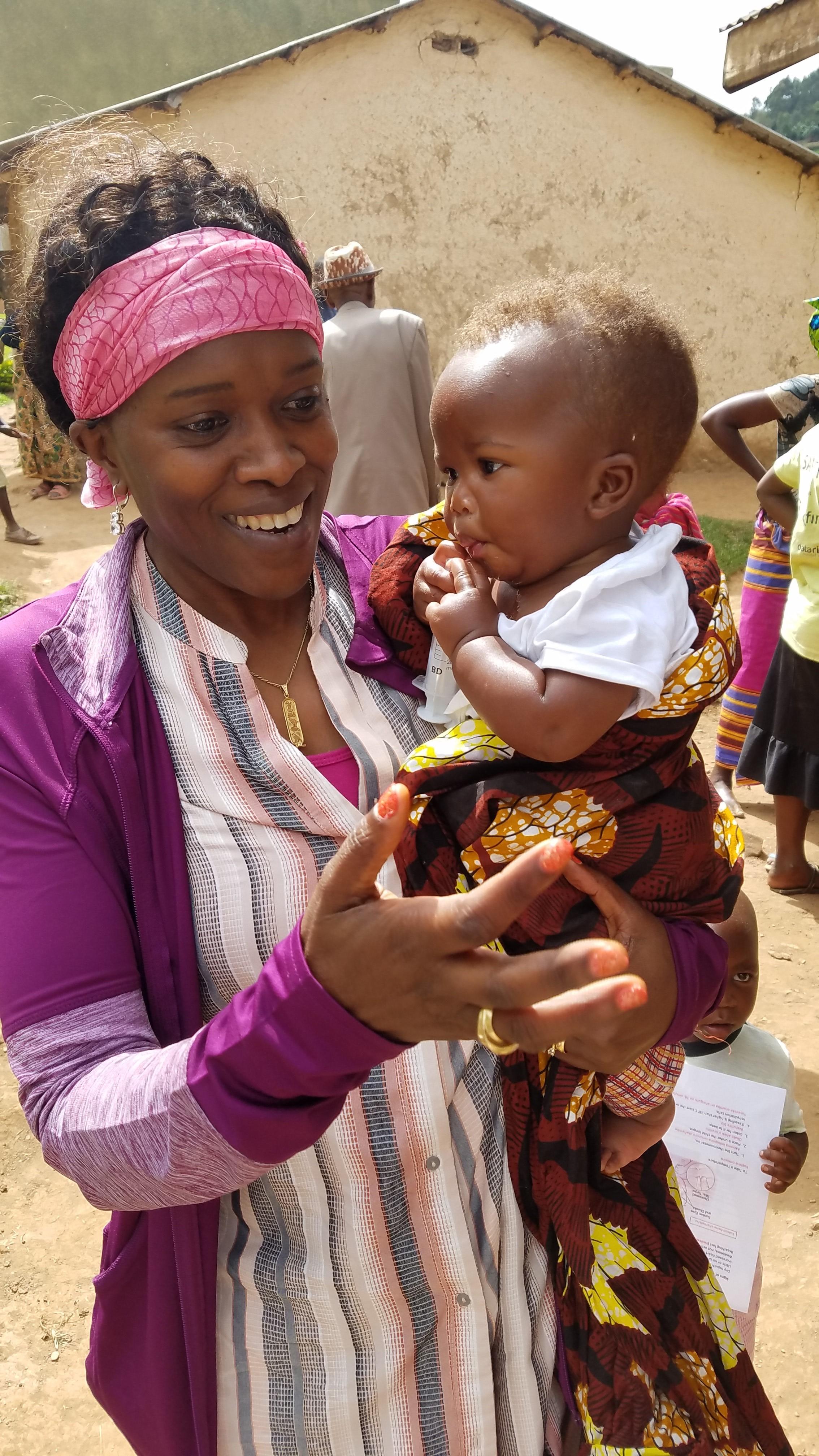 Dr. Olivia Kamayangi