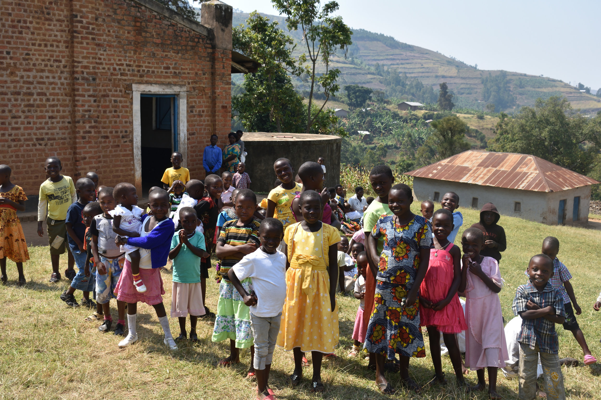 The Village of Kigarama, Uganda