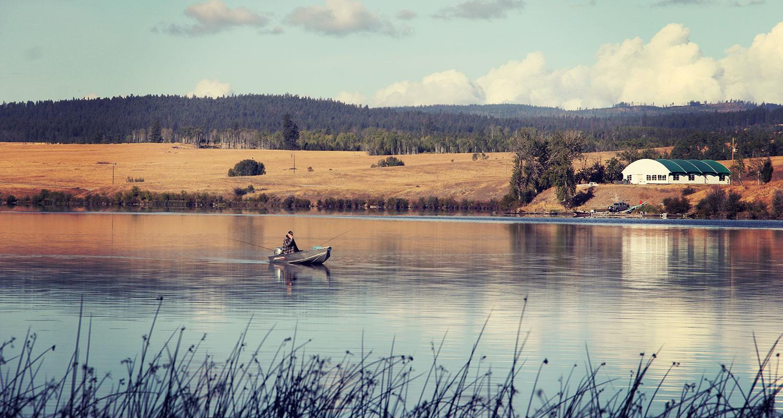 Salmon Lake Resort — Douglas Lake Ranch