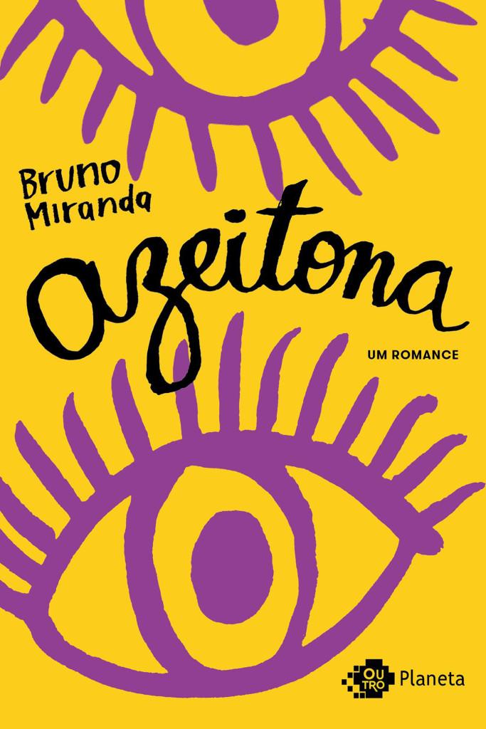 "Capa de ""Azeitona"", de Bruno Miranda."
