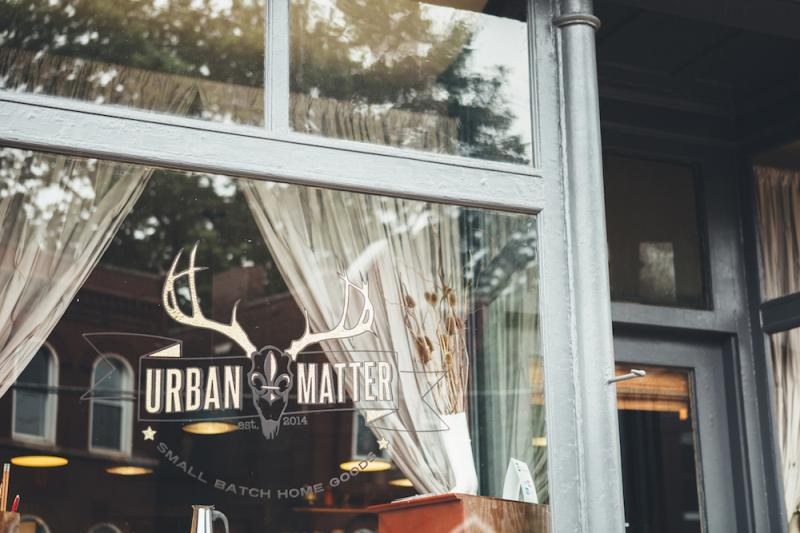 Destination: Urban Matter | ALIVE Magazine, 10/15