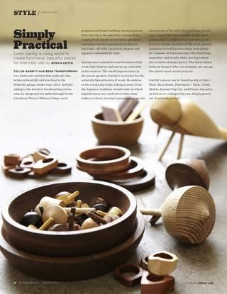 Simply Practical, ALIVE Magazine, 08/15