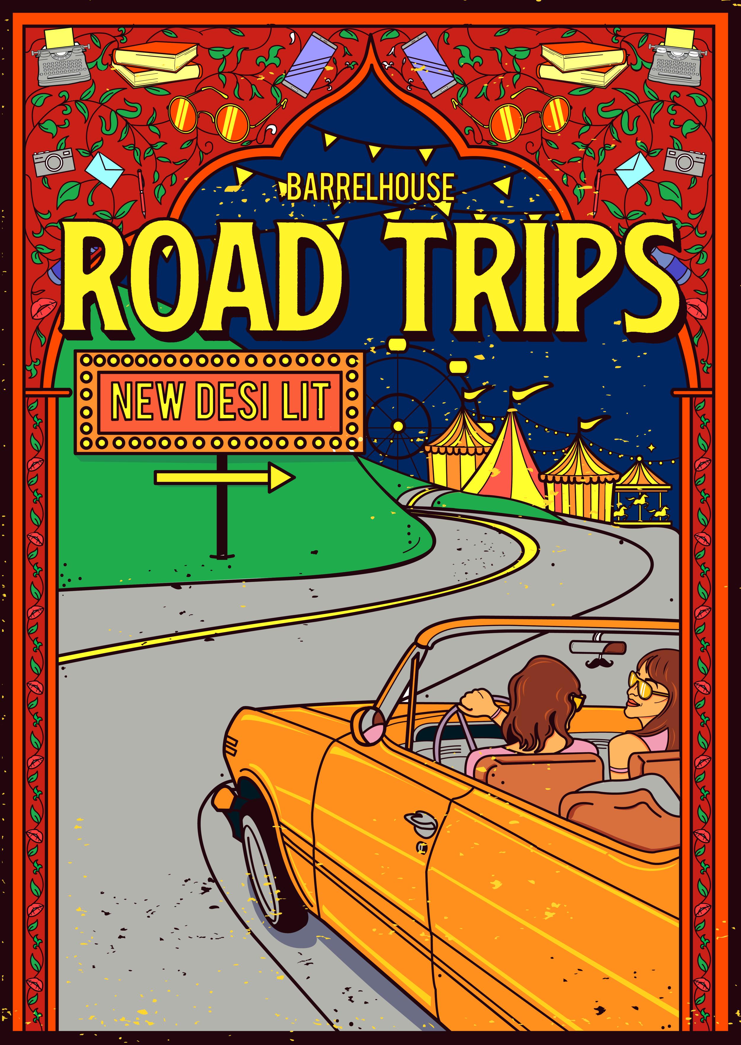"""Road Trips"" by Mariam Jajja"