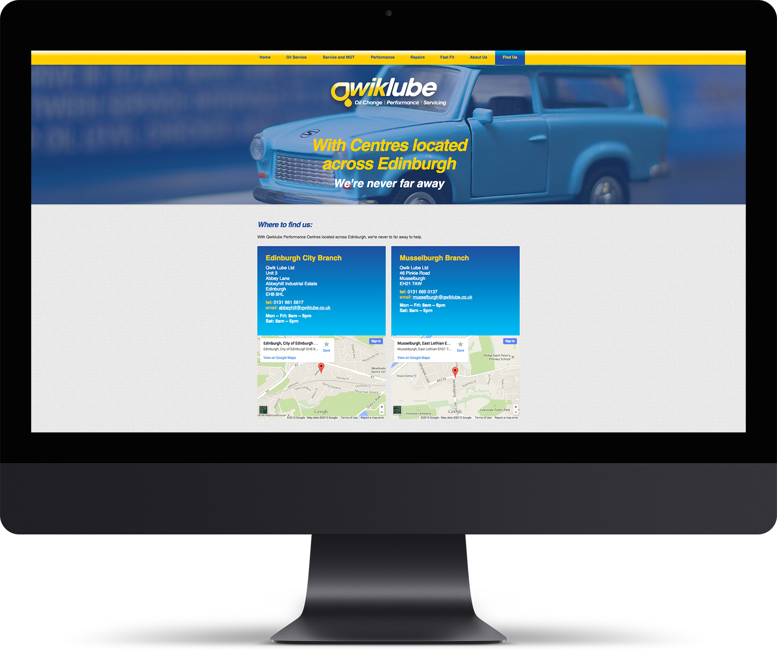 qwiklube website