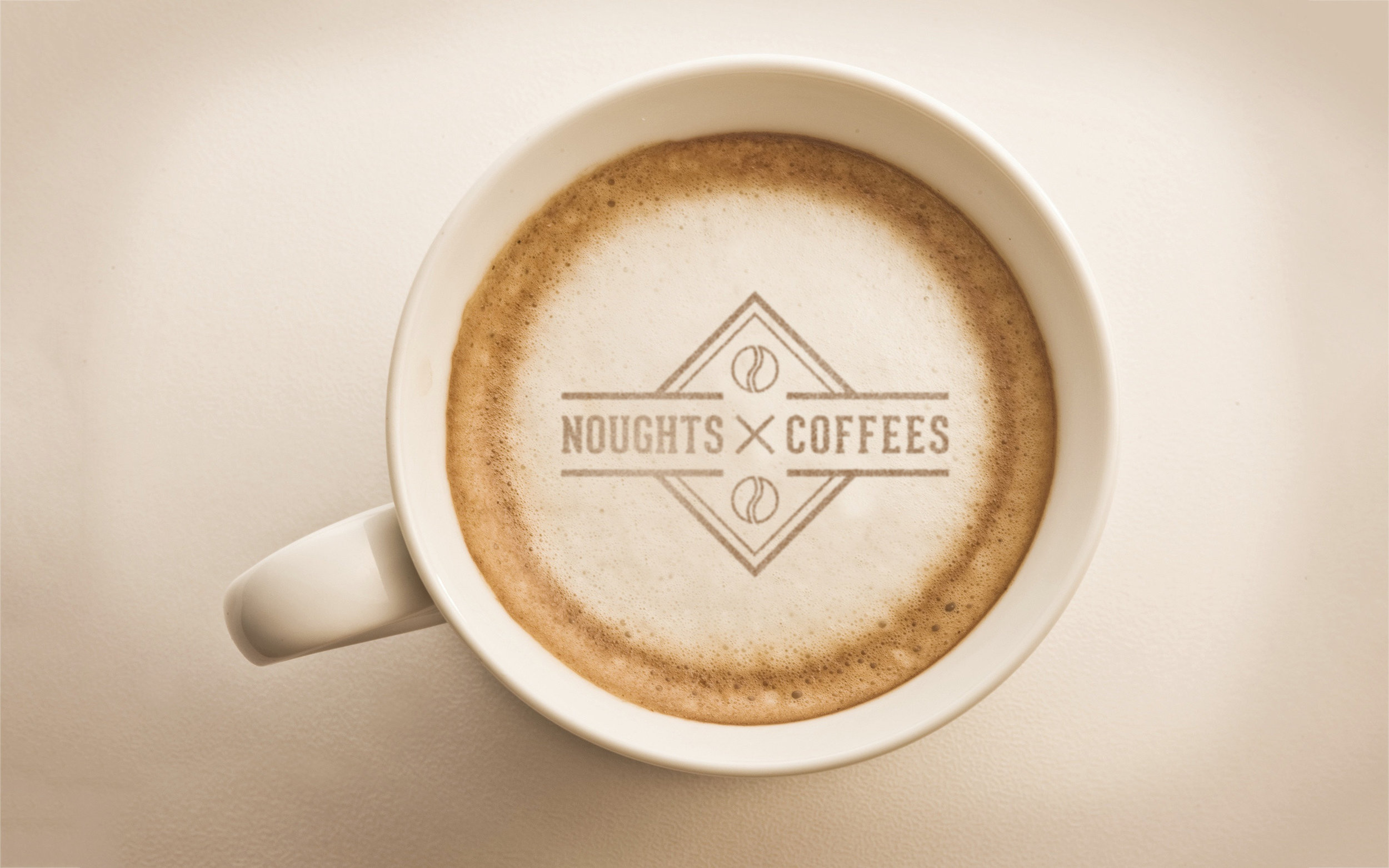 Coffees stamp