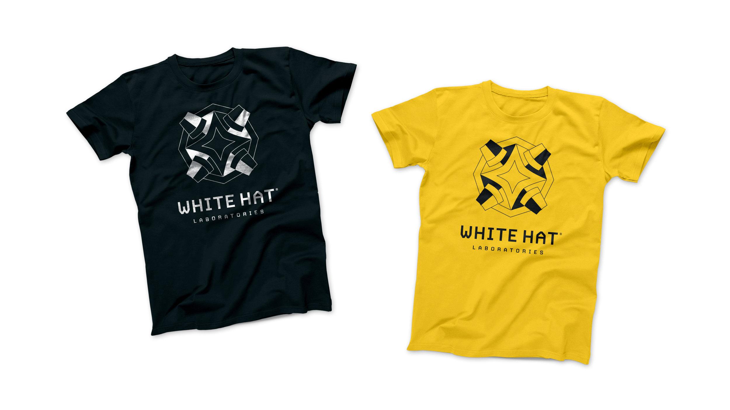 White Hat Laboratories T-Shirts