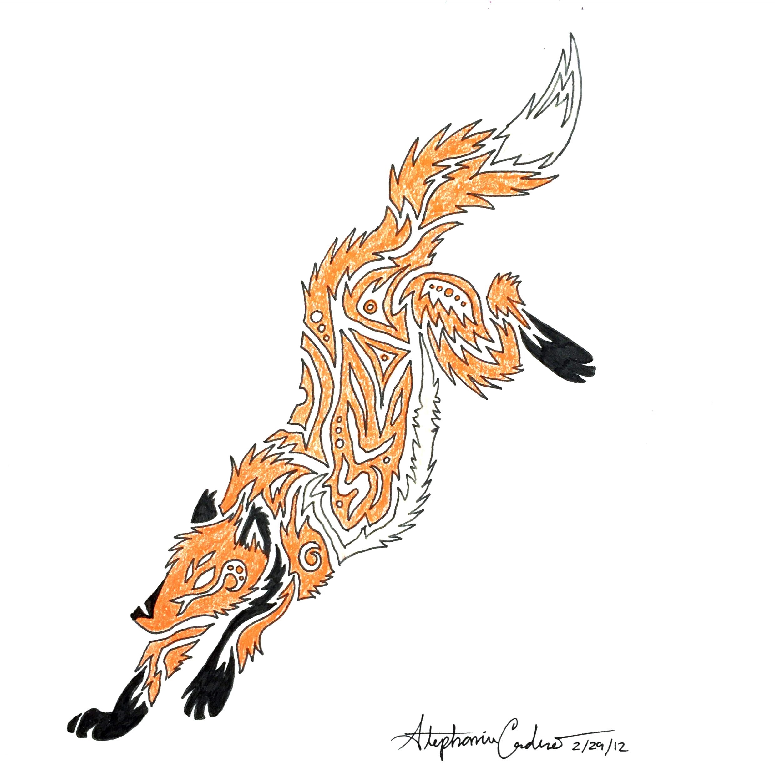 LEAP OF FOX