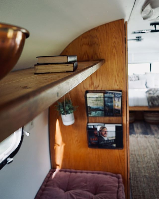What's your favorite thing to do on road trips? Music or podcasts? We are lovers of podcasts. Our favorites are ones that we learn new things. If you have any favorites we should listen to comment below! . .  #podcastseries #podcastshows #podcastlovers #argosy #airstreamargosy #airstreamlovers #airstreamlove #airstreamreno #airstreaming #airstreamlife #airstreamrenovation #airstreamclassics #tinyhouses #tinylivingproject #cozyonwheels #homeonwheels #homewithaview