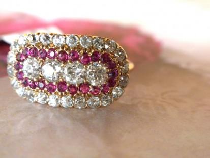 diamonds and rubies